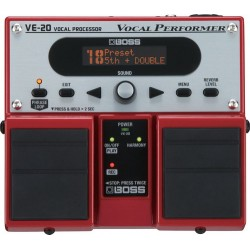 BOSS VE20 Vocal Processor