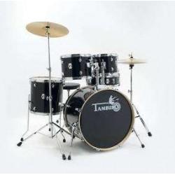 TAMBURO T5 Kit Silver Spark BD22