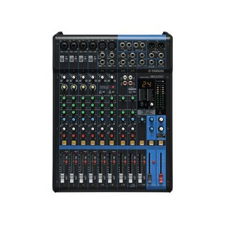YAMAHA MG12XU Mixer 12 canali USB