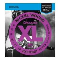 D'ADDARIO EXL120 Balanced