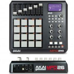 AKAI MPD26 Controller USB