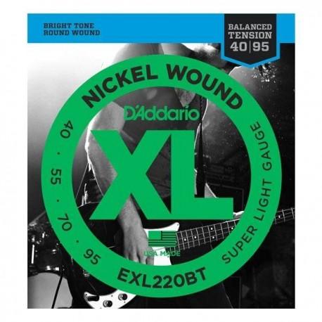 D'ADDARIO EXL220 Balanced