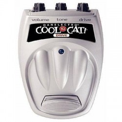 DANELECTRO COOLCAT CO2 DRIVE V2