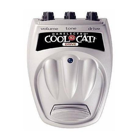 DANELECTRO COOLCAT CO2 DRIVE V2