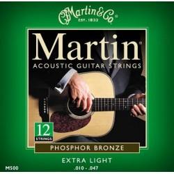 MARTIN M500 12 corde