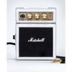 MARSHALL MS-2W White