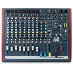 ALLEN & HEATH ZED 60-14FX Mixer 14 canali USB