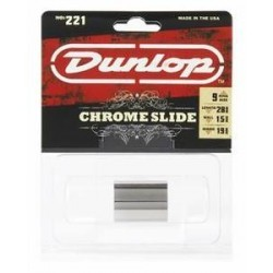 DUNLOP 221 SLIDE CHROME