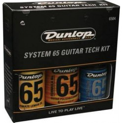 DUNLOP 6504 GUITAR TECH care kit