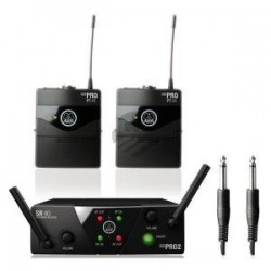 AKG WMS40MINI DUAL INSTRUMENTAL SET