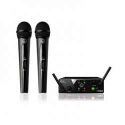 AKG WMS40 PRO MINI DUAL VOCAL SET