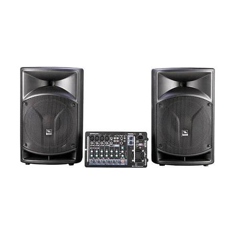 PROEL FREEPASS 10 USB Impianto Audio Portatile