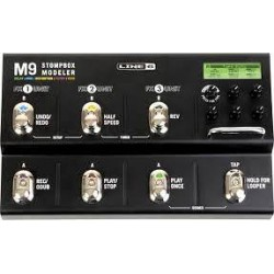 LINE6 M9 Stomp Box Modeler