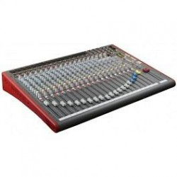 ALLEN & HEATH ZED 22FX Mixer 22 canali USB