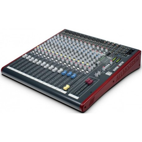 ALLEN & HEATH ZED 16FX Mixer 16 canali USB