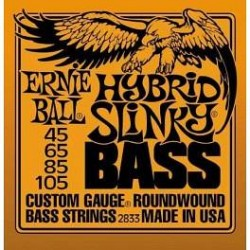 ERNIE BALL 2833 SUPER SLINKY 045-105