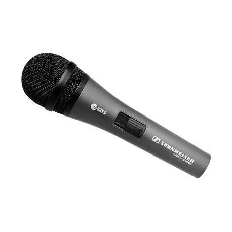 SENNHEISER E825S Microfono Dinamico