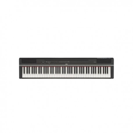YAMAHA P125 Black Piano Digitale