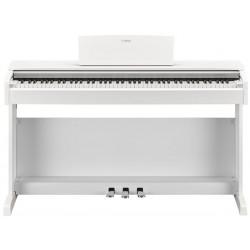 YAMAHA YDP143WH ARIUS Piano Digitale Bianco