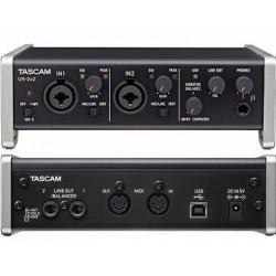 TASCAM US 2X2 Scheda Audio USB