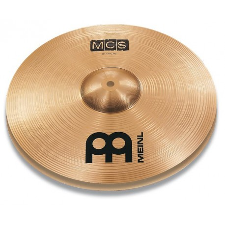 MEINL HI HAT 14 MCS MEDIUM
