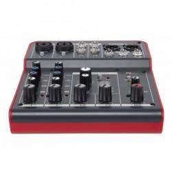 PROEL MQ6FX Mixer 6 canali con DSP