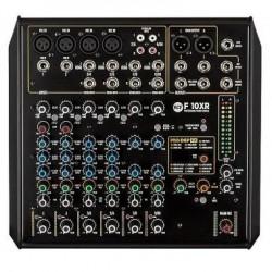 RCF F10XR Mixer 10canali con DSP e USB