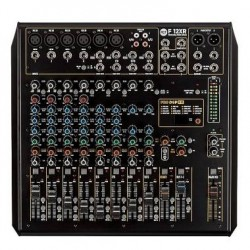 RCF F12XR Mixer 12canali con DSP e USB