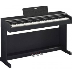 YAMAHA YDP144 Piano Digitale Arius Black