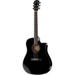 FENDER CD60CE blk