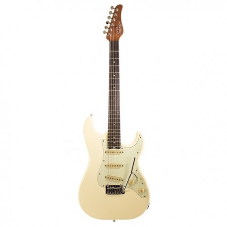 SCHECTER TRADITIONAL ROUTE 66 SAINT LOUIS White