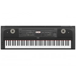 YAMAHA DGX670 Piano Digitale Black