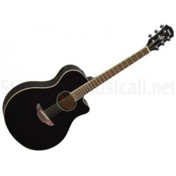 YAMAHA APX600 Chitarra Ac. Black
