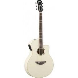 YAMAHA APX600 Chitarra Ac/El Vintage White