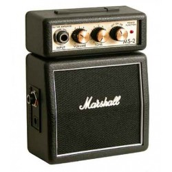 MARSHALL MS-2 BLACK