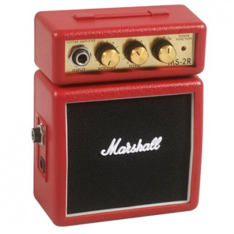 MARSHALL MS-2R RED