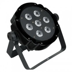 PRO SHOW ATOMIC4DJ PAR SLIM H 7 LED