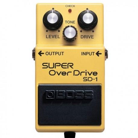 BOSS SD1 Super Overdrive
