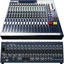 SOUNDCRAFT FOLIO FX16II