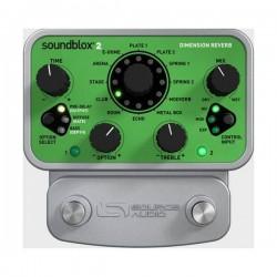 SOURCE AUDIO SOUNDBLOX2 DIMENSION REVERB