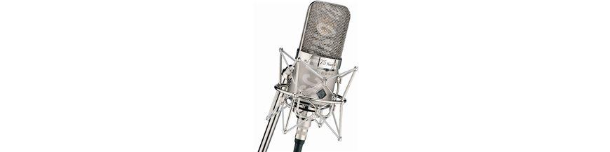 Microfoni da studio